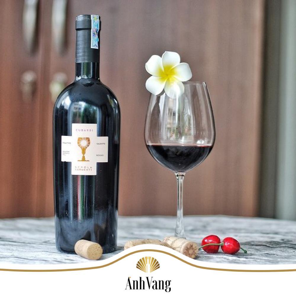 Tìm hiểu về rượu vang Ý IGT - những hương vị vượt thời gian