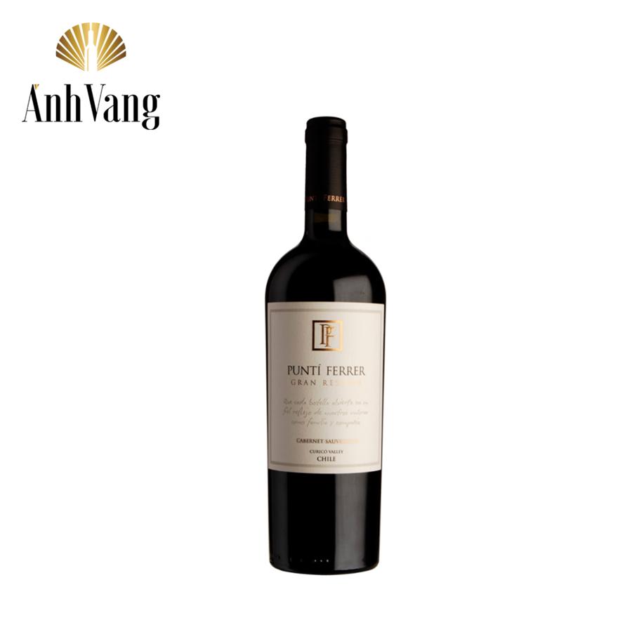 Sự quyến rũ đến từ rượu vang Chile Cabernet Sauvignon