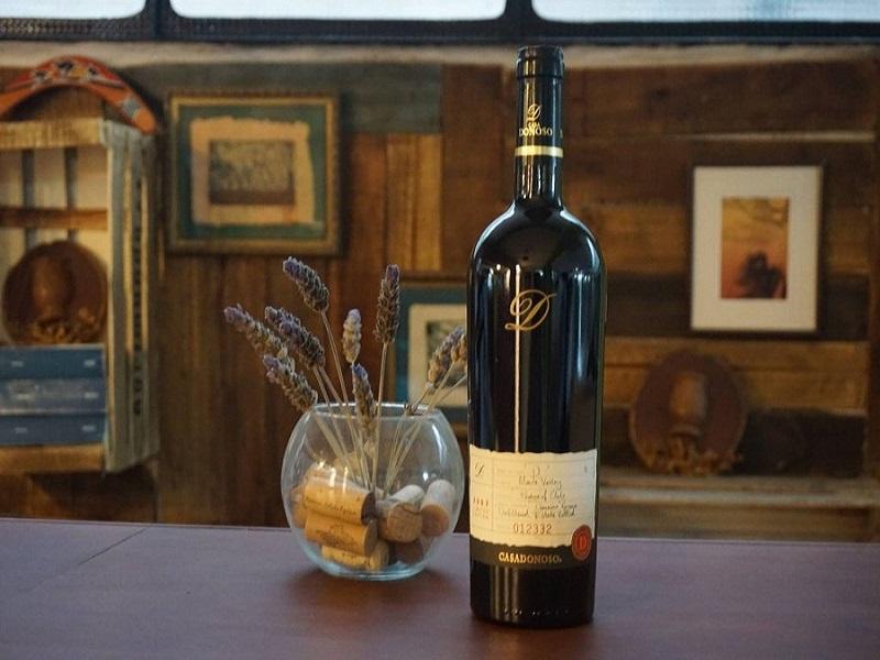 Rượu vang đỏ Chile không kết hợp với Cá ?